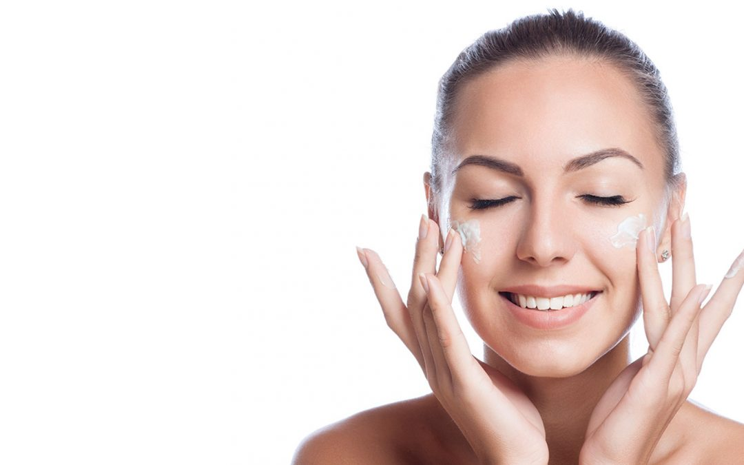 5-step day routine for younger looking skin.
