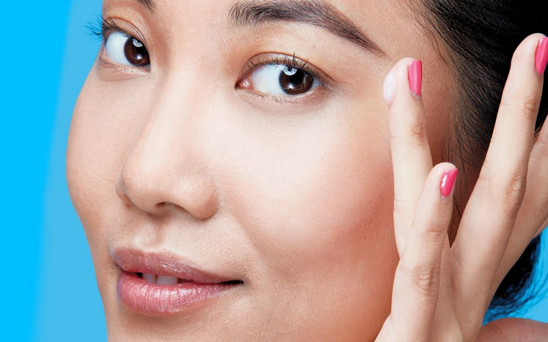 4-step night routine for younger looking skin.